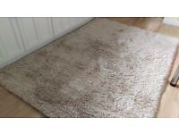 Shag rug by Carpet Art Deco - Colour Linen