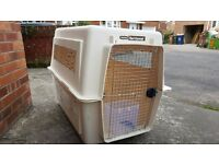Vari Traditional Dog Kennel/Crate IATA (airline) approved 120x81x89cm