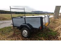 Newly refurbished trailer 6 x 4ft £200