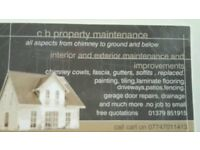Cb property maintenance
