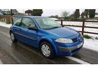 2003 RENAULT MEGANE EXTREME 1.4 *ONLY 51000 MILES*