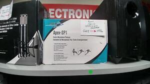 Apex Economy Studio Microphone Package (Sp-1)