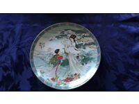 Legends of West Lake set of 4 Chinese limited edition collector's plates