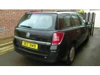 Vauxhall Astra estate 1.3 diesel 2007