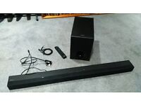 Sony SA-CT80 Active Speaker System (TV Sound Bar with Bluetooth)