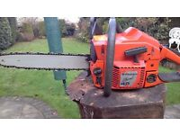 Husqvarna 42 special professional chainsaw in excellent working order