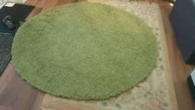 Circular mat