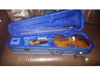 Ful size violin