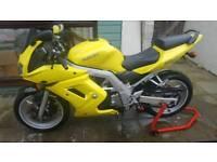 Suzuki sv650s for sale
