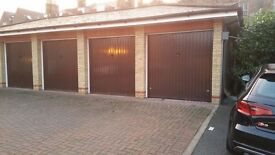 Lock up garage to rent in SW2