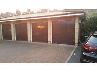 Lock up garage to rent in SW2