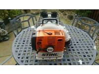 Stihl BR380 backpack blower.