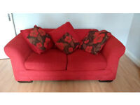 FREE - 2 seater sofa and armchair