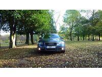 Audi A6 Avant SE 2008, 2.0 TDI, Strato Blue ++MOT TILL DECEMBER 2017++