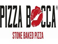 Pizza Chef required for immediate start! Speak good English. Must be able to work late night shifts