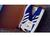 Blue Genuine Adidas Gazelle