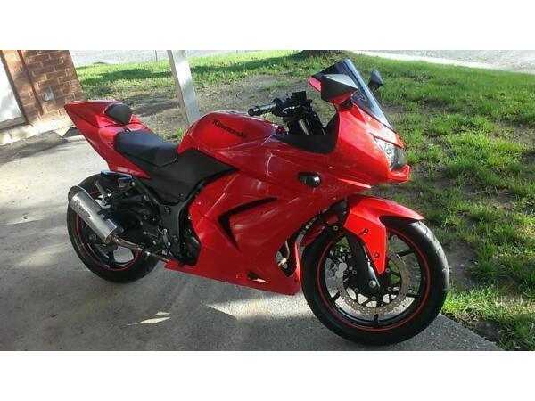 Used 2008 Kawasaki Ninja