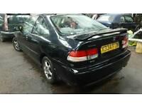 Honda civic sport auto £350