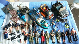 ACTION MAN -: Figures - Vehicles - Weapons - Clothes etc. Choose what you'd like.....