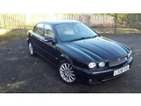 Jaguar X-Type 2.0 D S 4dr (FSH, MOT & Service due March 2019)