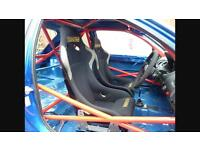 Wanted MG ZR Rollcage