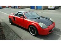 TOYOTA Mr2 Roadster Spyder 1.8