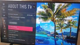 """LG 49UH610V UH610V Series - 49"""" LED TV - 4K"""