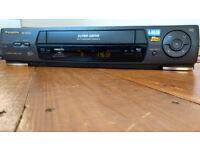 Panasonic NV sd440 SUPER DRIVE 4head Video Player (Simply the best Panasonic video player)