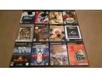 Playstation PS2 games
