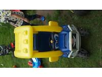 Little tikes cosy coupe truck