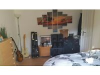 Double room for one person in Stratford (2 other ppl in the house, 150/week, all incl)