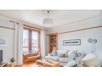 2 bedroom flat Clepington Rd Dundee immaculate condition. DG, GCH, modern kitchen and bathroom