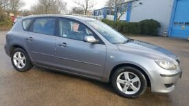 2005 55 REG MAZDA 3 5DR BEST OUT THERE FSH