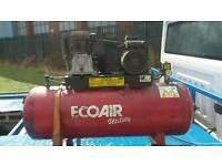 240v 150 litre air compressor