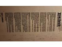 Aqua panel sheet