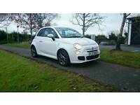 2014 Fiat 500 1.2 S 3dr Sart/Stop With Great Specification And Economy. Test Drive Soon.