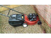 MDT Lawnflite petrol lawnmower
