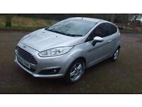 Ford Fiesta Zetec 1.2l 2014 (Annual Tax £30)