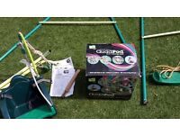 TP Toys swing and quad pod seat