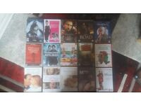 DVD collection 60+