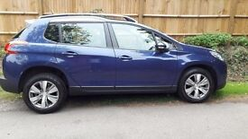2015 Peugeot 2008 1.4 HDi Active