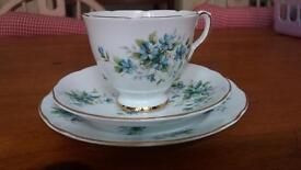 Royal Stafford Trio Tea Set