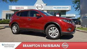 2015 Nissan Rogue SV *Panoramic Sunroof,Rear View Camera,Heated