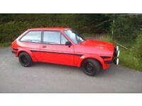1980 MARK ONE FIESTA MINT NO RUST
