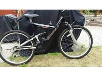 SAMURAI street warrior mountain bike