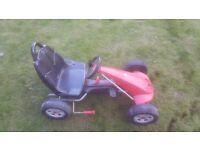 Go-cart,very good condition 10£