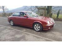 Jaguar s type 3.0 ltr auto 240 bhp... 93k
