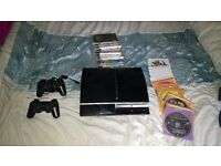 PS3 with 35 Games inc some rares too