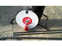 BBE Bunch Bag Speed Ball and Stand