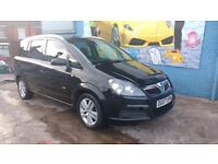 Vauxhall Zafira 1.8 16v Petrol, 7 Seater, 10 months MOT, Cheap Reliable Car